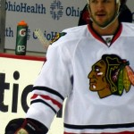 Chicago Blackhawks Defenceman Brent Seabrook