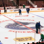 Canucks Training Camp