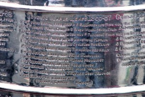 Toronto Maple Leafs Stanley Cup Team 67'