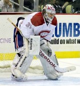 Carey Price, Montreal Canadiens.