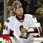 Craig Anderson, Ottawa Senators.