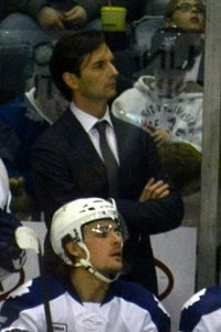 Oilers head coach Dallas Eakins. Image Courtesy of Wikipedia Commons.