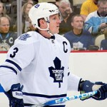 Dion Phaneuf, Toronto Maple Leafs.