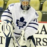 James Reimer, Toronto Maple Leafs.