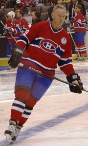 Habs legend Larry Robinson. Image courtesy of Wikipedia Commons.