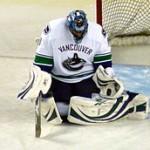 Roberto Luongo, Vancouver Canucks.