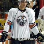 Edmonton Oilers' star Taylor Hall. Image Courtesy of Wikipedia Commons.