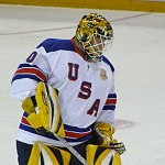 Tim Thomas, Team USA, Florida Panthers.