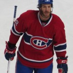 Brandon Prust, Montreal Canadiens.
