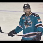 San Jose Sharks forward/defenceman Brent Burns. Image courtesy of Wikimedia Commons.
