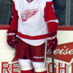 Daniel Alfredsson, Detroit Red Wings.