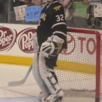 Kari Lehtonen of the Dallas Stars. Image courtesy of Wikimedia Commons.