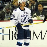 Martin St. Louis, Tampa Bay Lightning, 1,000 games.