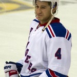 Michael Del Zotto, New York Rangers