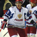 Nail Yakupov with the Russian National team. Image courtesy of Wikimedia Commons.