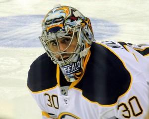 Ryan Miller, Buffalo Sabres.