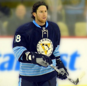 James Neal, Pittsburgh Penguins.