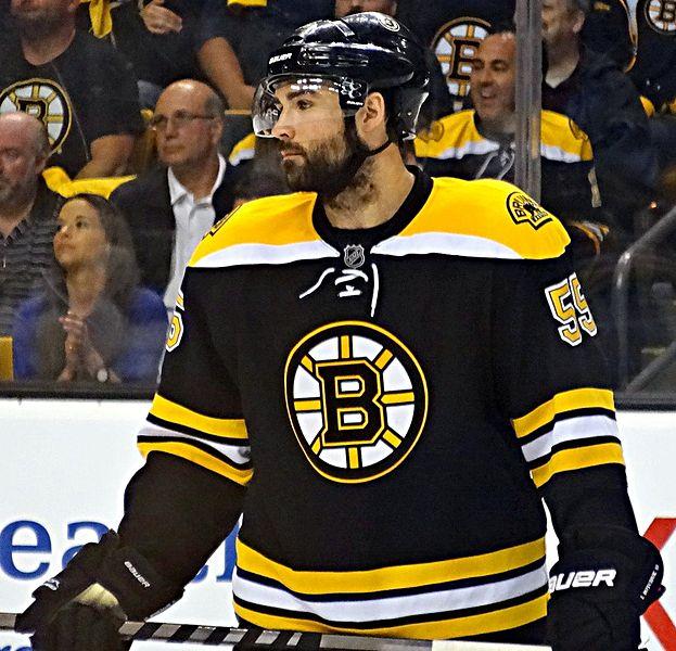 Boston Bruins: Johnny Boychuk Leaves Game On Stretcher