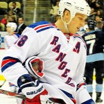 Marc Staal, New York Rangers