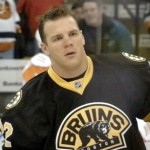 Shawn Thornton, Boston Bruins.