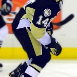Chris Kunitz, Pittsburgh Penguins. Image courtesy of Wikimedia Commons.