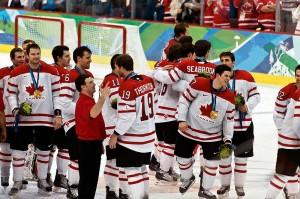 Team Canada, 2014 Sochi.