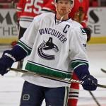 Henrik Sedin, Vancouver Canucks.