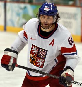 Jaromir Jagr, Sochi 2014