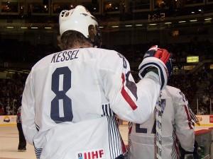 Phil Kessel, Team USA.