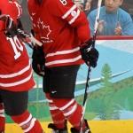 Shea Weber, Team Canada.